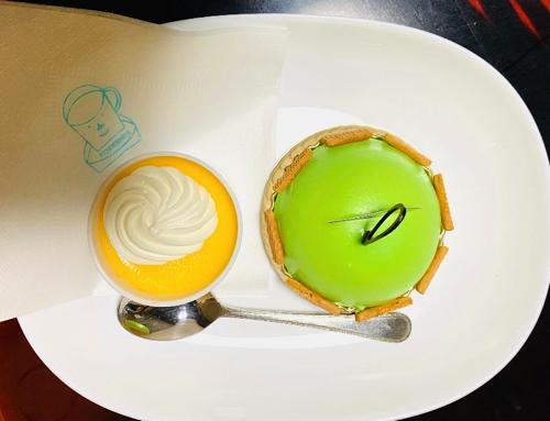 こけし屋ケーキ