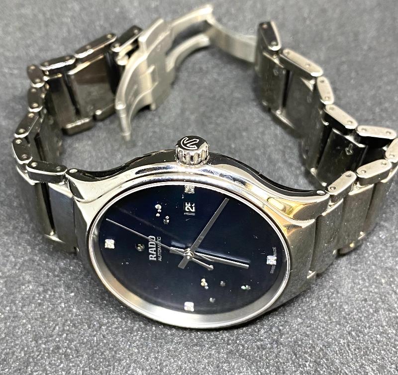 ラドー腕時計 メンズ 評判