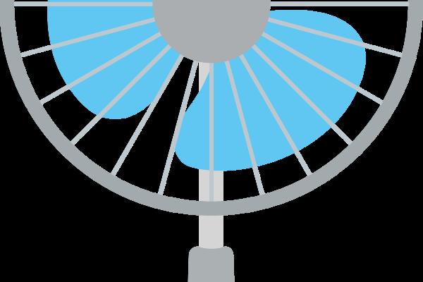 クミカゼ 扇風機