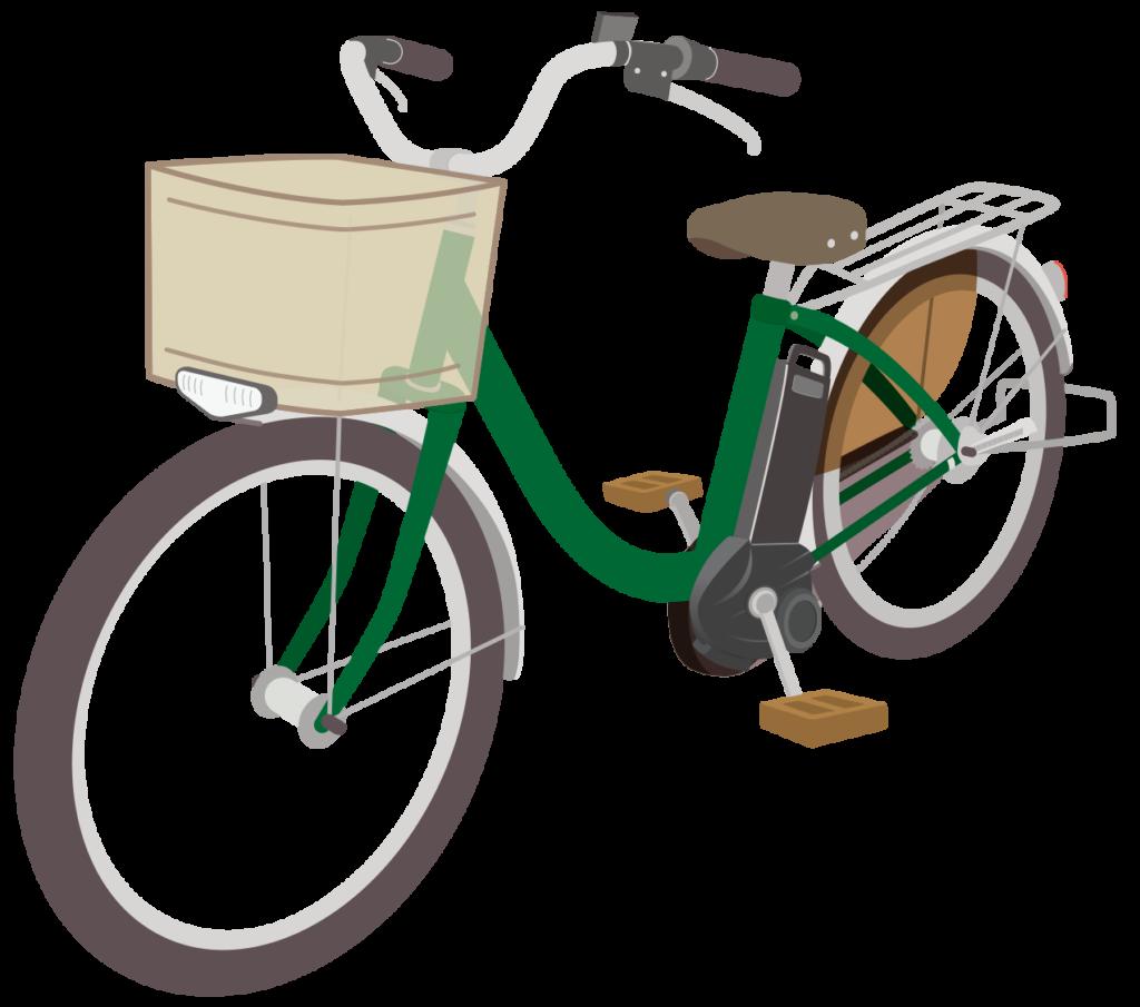 パナソニック 電動自転車 ELSX632